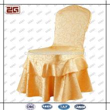 Populäre Mode Polyester Custom Spandex Günstige Hochzeit Stuhl Abdeckungen