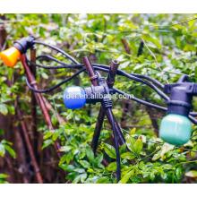 SLT-120 E26 14AWG lampe titulaire LED festons Bulb Belt chaîne Lumière intérieure ou extérieure pour noël