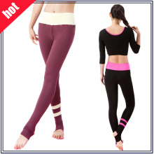 Whoelsale Fitness Yoga Wear Mulheres Sexy Compression Yoga Tights