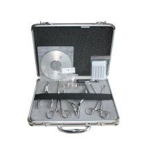 5 pcs basic Piercing forceps Kit