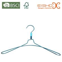 Ganchos especiais de arame de design para tops (JS-0027)
