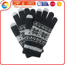Высокое качество nwe подарок Stretch Зимний сенсорный экран перчатки iglove для мобильного телефона Открытый предупредить перчатки