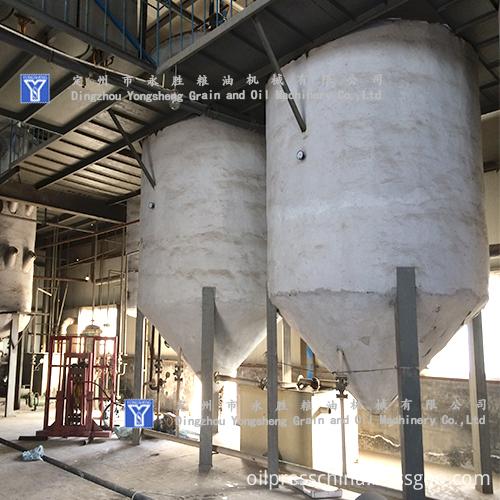 30-50T Refinery Machine