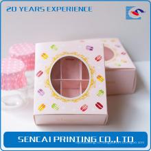 Sencai причудливый торт бумажная коробка упаковки
