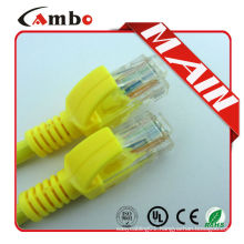 8P8C RJ45 Crystal Connector utp/ftp/sftp cat6 rj45 patch cord