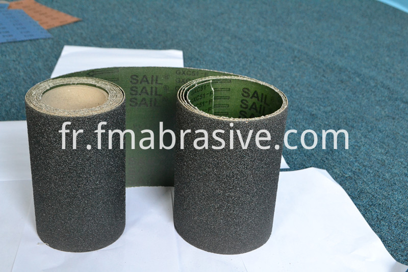 GXC51-F abrasive cloth