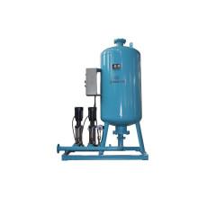 Druckregelung Wasserbehälter-Nachfüllgerät