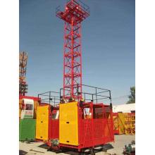SS Simple High Quality Rack Materials Hoist Lift