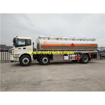 Camions de transport d'essence de 20m3 6x2