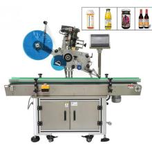Máquina automática de etiquetagem de adesivos para máquinas de enchimento
