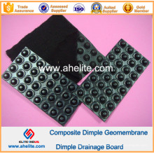 Geomembrana de Dimple HDPE para Drenagem