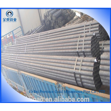 DIN 2448 st35.8 / 45.8 nahtloses Stahlrohr