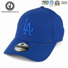Les casquettes de sport de logo de broderie de panneau de mode de la mode supérieure 6 couvrent le casquettes de baseball de mode de logo fait sur commande