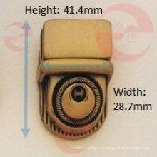 Botón de bloqueo de botón circular (R8-132A)