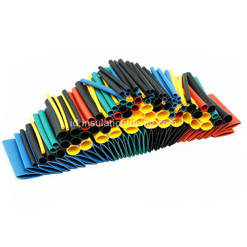 Kit isolasi Heat Shrink Tubing yang tahan air