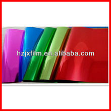 Lackierte Metall-Polyesterfolie
