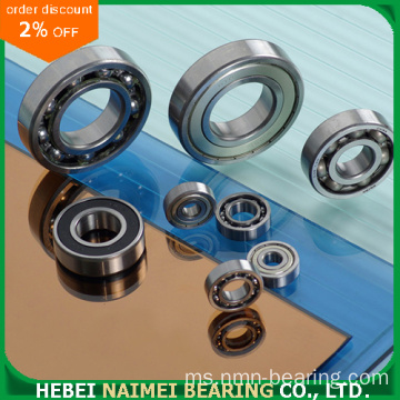 6305-2RS 6305-ZZ Radial Ball Bearing 25X62X17