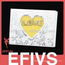 Cajas de regalo de la joyería del estilo europeo hecho al por mayor en China
