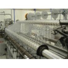 PVC de calidad superior recubierto cadena cerca con precio más bajo