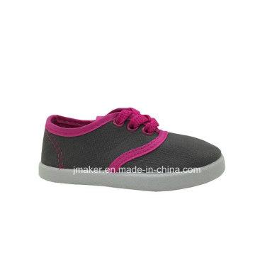 Low Top Children Skateboard Shoe Casual Shoe (508-S)