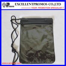 Wasserdichte Schirm-Touch-transparente PVC-Strand-Beutel für iPad (EP-C9058)