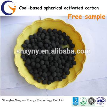 pellets Carbón activado para purificación de agua / carbón activado esférico