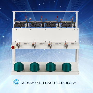hilo de cono de alta velocidad automático bobinadora GUOSHENG