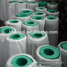 Embossed matt surface soft pvc sheet rolls