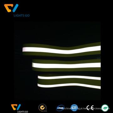 fita reflexiva ajustável da veste fita adesiva reflexiva da alta visibilidade
