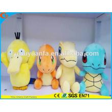 High Quality Fashionable Style Pokemon Cartoon Toy Plush Doll Pikachu Toy Stuffed Animal Birthday Gift