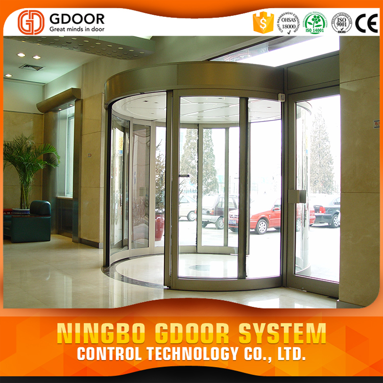 automatic curved door2