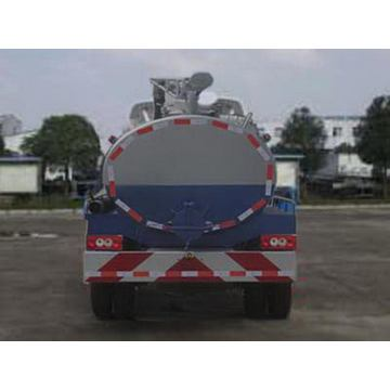 FOTON 5CBM Vacuum Fecal Suction Truck