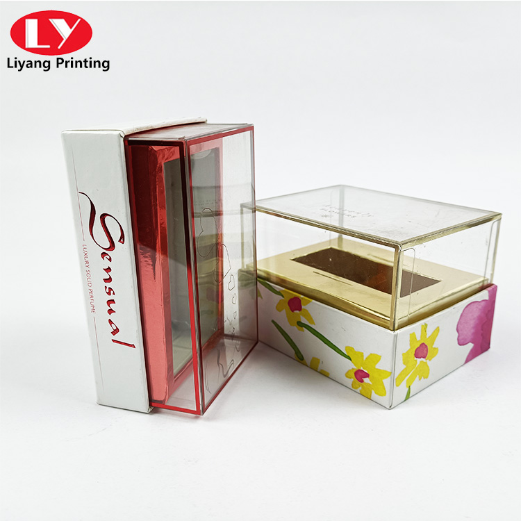 Perfume Box With Window