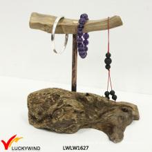 Shabby Chic madeira jóias Stand