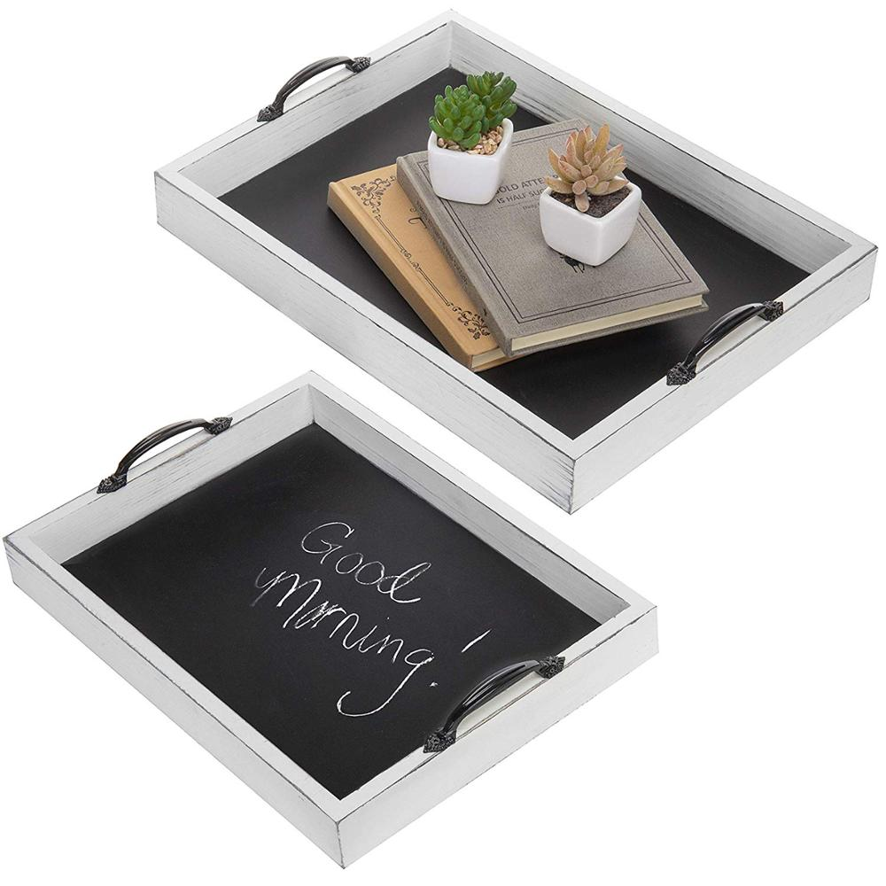 Rustic Style Tray