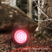 RGB automatic color changing LED garden light
