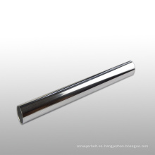 Tubo de cuerpo de choque de aluminio anodizado para piezas de motocicleta