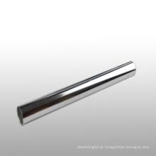 Tubo de choque de alumínio anodizado para peças de motocicleta