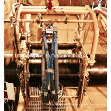 Sandstrahl- und Entrostungsmaschine