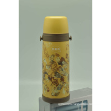 High Quality Flask 304 Stainless Steel Double Wall Vacuum Flask Svf-600e