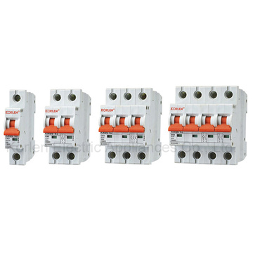 Hot Sale MCB högbrytande switch 240V-415V