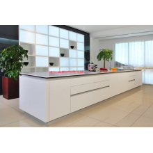 Popular Lacquer&Mdfkitchen Cabinet Glass Doors