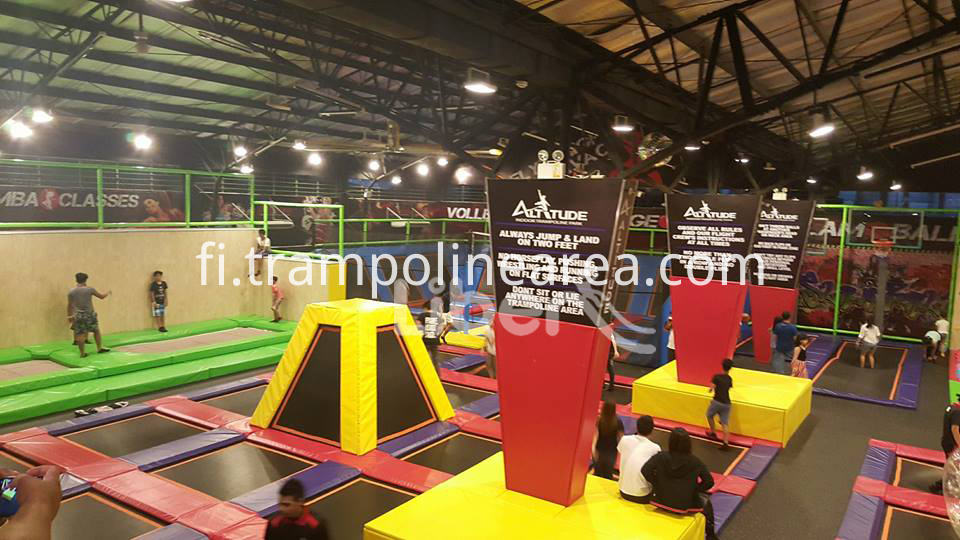 trampoline indoor price