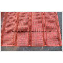 Anping-Fabrik-Versorgungsmaterial-Aluminium perforierte Metallmasche