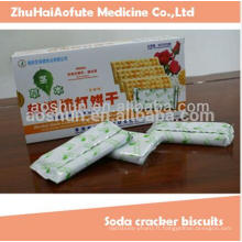 Biscuits et biscuits au soda