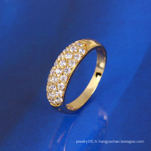 Bague en bijoux en diamant blanc de style Xuping en cadeau 2016