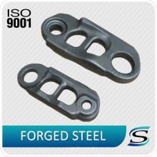 El rodillo hidráulico de la pista del excavador de la calidad de la certificación de ISO presiona en China