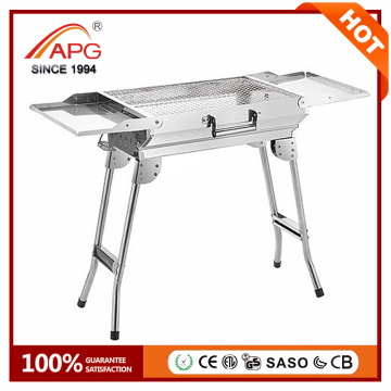 APG nuevo sin humo Portable Charcoal BBQ Grill