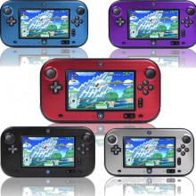 Анти-Шок Жесткий Защитный Чехол Для Wii U И Пластик Алюминиевый Металл Обложка Чехол Для Nintendo И Wiiu Геймпад Игровые Аксессуары