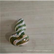Vidro da tubulação da colher da cor da vitalidade da saída de fábrica para fumar (ES-HP-155)